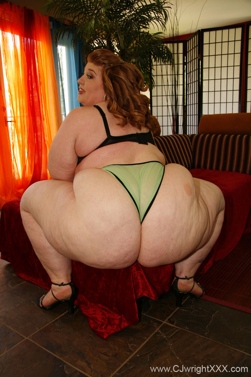 bbw fat butt ass