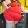 Big Belly SSBBW Feedee