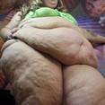 Huge Fat Belly BBW