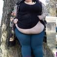 Chubby Big Butt BBW