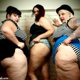 BBW Girls with Fat Asses