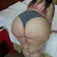 Thick Fat Ass BBW Booty