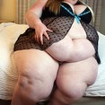 Jiggly Fat BBW Weight Gain