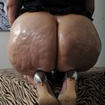 Big Fat Cellulite Dimpled Ass