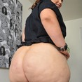 Sexy Cellulite Ass Big Booty Dimples